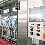 Hand Sanitizer Liquid Filling Machine Automatic Hand Sanitizer Filler