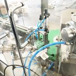 Nail Polish Drops Drop Filling Plugging Capping Labelling Line