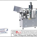 SFS-80Z Pergala Paqijkirin û Sealing Metal Tube Metal